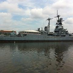 Photo taken at Washington Navy Yard by Lili on 6/3/2013