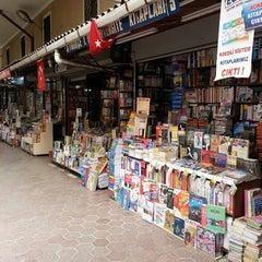 Photo taken at Sahaflar Çarşısı by Salih K. on 5/29/2013