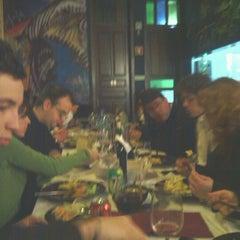Photo taken at La Parrilla by Manuel A. on 12/22/2012