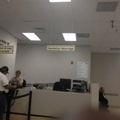 Photo taken at DMV (Mall of the Americas) by Attorney Yoel Molina C. on 7/12/2012