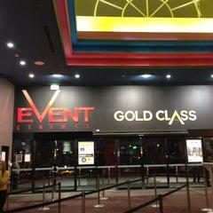 Photo taken at eVent Cinemas by Pradeep N. on 4/23/2013