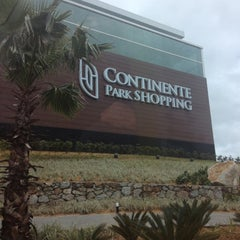 Photo taken at Continente Park Shopping by Ana Paula B. on 11/15/2012