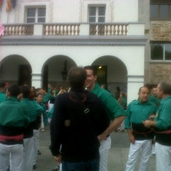 Photo taken at Ajuntament de Cerdanyola by Ignasi P. on 10/20/2012