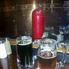Photo taken at Hops Grill and Brewery by Pam A. on 12/31/2012
