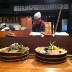 Photo taken at Inakaya by ellyn CHAN r. on 5/18/2013