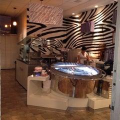 Photo taken at Milani Gelateria by Jeffrey M. on 10/11/2012