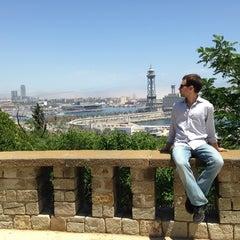 Photo taken at Parc de Bombers de Montjuïc by Сорт Г. on 6/15/2013
