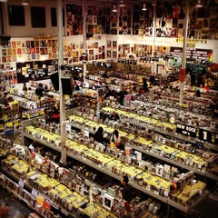 Photo taken at Amoeba Music by Kyoko B. on 11/24/2012