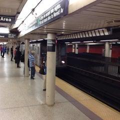Photo taken at MTA Subway - Bowling Green (4/5) by Vitaly K. on 9/15/2012
