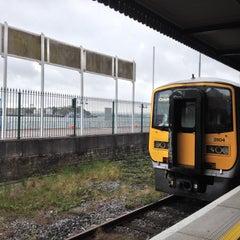 Photo taken at Cork Kent Railway Station by Den T. on 5/4/2013