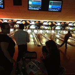 Photo taken at Bowler City Lanes by Joel B. on 5/5/2013