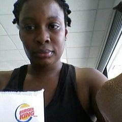 Photo taken at Burger King® by Aléshä T. on 4/16/2013