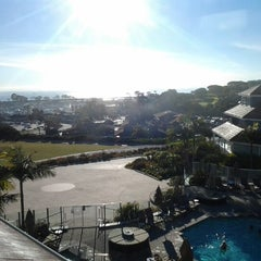 Photo taken at Laguna Cliffs Marriott Resort & Spa by Gus K. on 1/18/2013