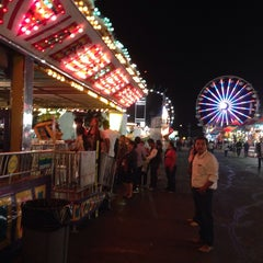 Photo taken at Big Fresno Fair by Frank C. on 10/9/2013