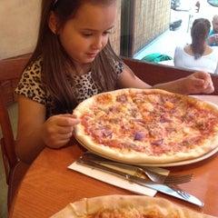 Photo taken at Pizzeria Riccardo by Svetlana B. on 8/15/2014