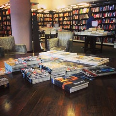 Photo taken at Waterstones by Paolo L. on 5/31/2014