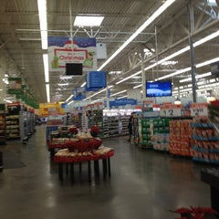 Photo taken at Walmart Supercenter by Carolyn D. on 12/14/2012