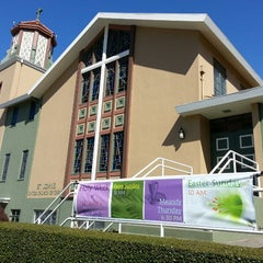 Photo taken at St John's United Church of Christ by Allen F. on 3/8/2013