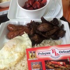Photo taken at Felynn Oriental Restaurant by Glenn F. on 11/16/2013
