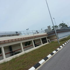 Photo taken at Serian Regional Water Supply Project Site by A-Me T. on 6/12/2014