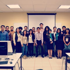 Photo taken at Universidad Politécnica de Tlaxcala by Ulises G. on 11/5/2014