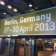 Das Foto wurde bei ITB Berlin von Sertac K. am 4/27/2013 aufgenommen