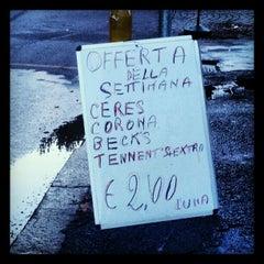 Photo taken at Piazzale Jonio by Matteo G. on 9/23/2012