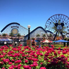 Photo taken at Disney California Adventure by Kazusan J. on 6/26/2013