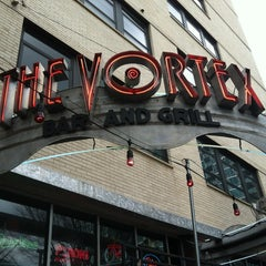 Photo taken at The Vortex Bar & Grill by Stacy F. on 1/13/2013