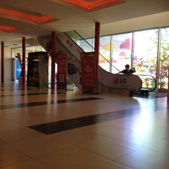 Photo taken at Nordelta Cinemas by Adrian H. on 10/13/2012