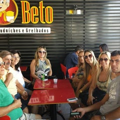 Photo taken at Pastelaria do Beto by Ivete de castro S. on 5/5/2014