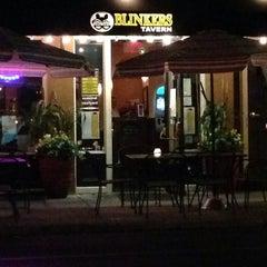 Photo taken at Blinkers Tavern by Burton B. on 9/22/2013