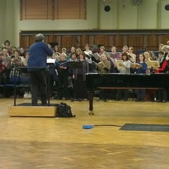 Photo taken at BBC Maida Vale Studios by Alex B. on 11/30/2012