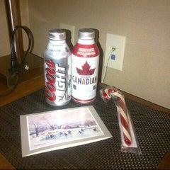 Photo taken at Hilton Saint John by Shane D. on 12/10/2013