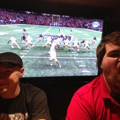 Photo taken at PourHouse Sports Tavern by Andru M. on 1/20/2013