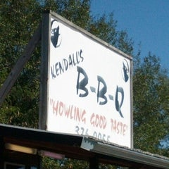 Photo taken at Kendall's BBQ by Denae G. on 10/29/2012