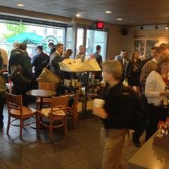 Photo taken at Starbucks by John on 5/2/2013