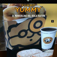 Photo taken at Einstein Bros Bagels by Special K. on 2/16/2013