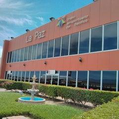 Photo taken at Aeropuerto Manuel Márquez de León (LAP) by Victor M. on 5/16/2013