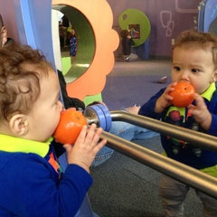 Photo taken at Children's Museum of Manhattan (CMOM) by PaoLa N. on 2/21/2013