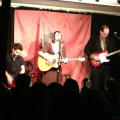 Photo taken at Club Passim by Cimarron B. on 3/23/2013