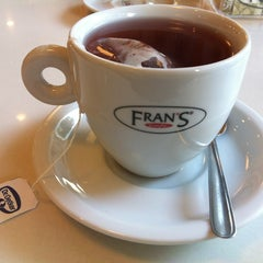 Photo taken at Fran's Café by Karin T. on 7/12/2013
