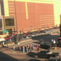 Photo taken at Holiday Inn St. Paul Downtown by John B. on 10/19/2014