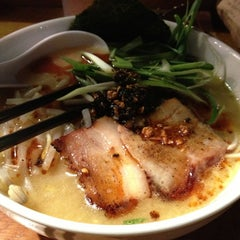 Photo taken at Totto Ramen by Vrovier J. on 1/27/2013