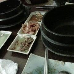 Photo taken at Cơm Quấn Hàn Quốc by VANA SHOP d. on 11/29/2012
