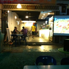 Photo taken at Raw cafe by UncLe_ S. on 7/9/2013