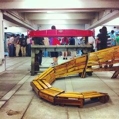 Photo taken at Jockey Club Creative Arts Centre (JCCAC) 賽馬會創意藝術中心 by Tod S. on 10/20/2012