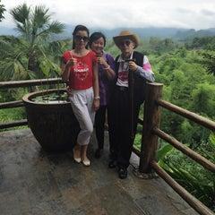 Photo taken at Katiliya Mountain Resort And Spa Chiang Rai by Beau B. on 8/23/2015