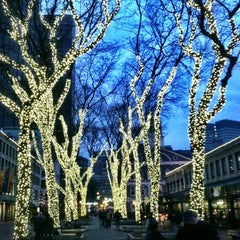 Photo taken at Quincy Market by Rich V. on 12/2/2012