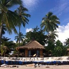 Photo taken at Koh Mook Sivalai Beach Resort by Katharina -. on 12/3/2012